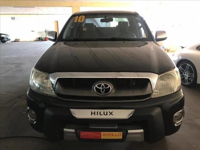 Toyota Hilux 2.7 sr 4x2 cd 16v - Foto 2