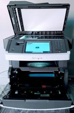 Impressora Lexmark X464, sem toner e sem foto - Foto 4
