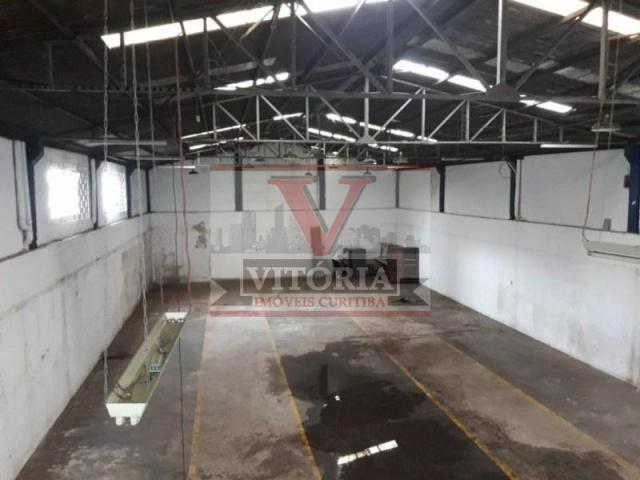 BARRACÃO À VENDA, 360 M² POR R$ 1.100.000,00 - CENTRO - SÃO JOSÉ DOS PINHAIS/PR - Foto 6