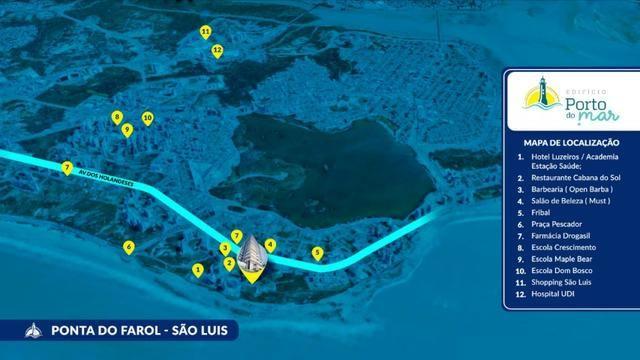Edifício Porto do Mar, 3 suítes, 3 vagas _ São Marcos ? São Luis MA - Foto 14