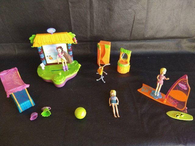 Kits boneca Polly e Barbie - Foto 3
