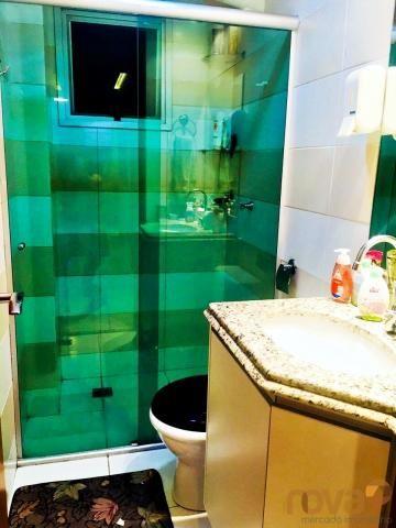 Apartamento à venda com 3 dormitórios em Parque amazônia, Goiânia cod:NOV235844 - Foto 16