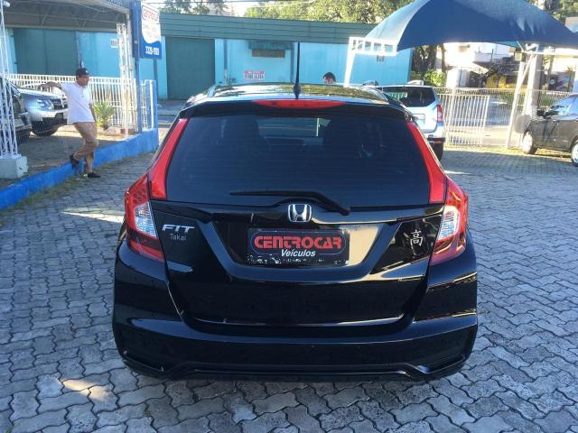 Honda Fit 2019 12.000km aut unico dono - Foto 2