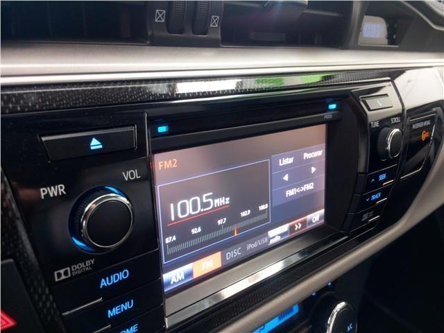 Toyota Corolla 2.0 xei 16v flex 4p automático - Foto 16