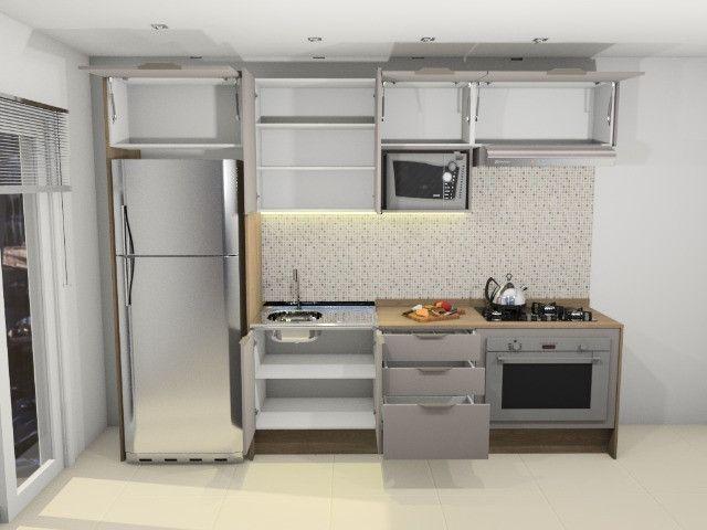 Cozinha Planejada Projeto De Orçamento - Foto 2