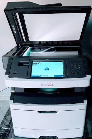 Impressora Lexmark X464, sem toner e sem foto - Foto 3