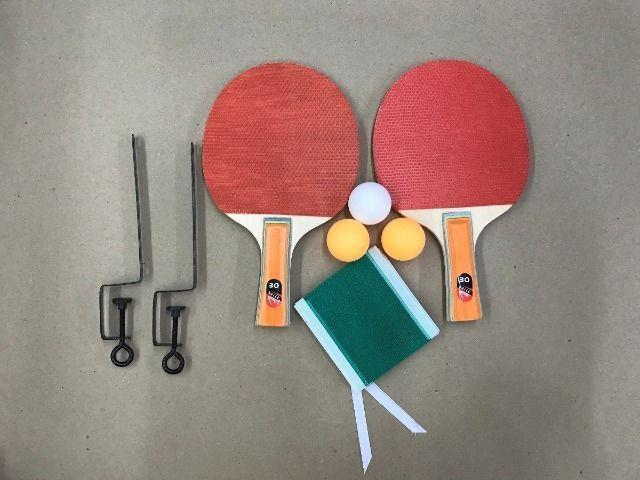 Tênis de Mesa Raquetes em Jogos de Salão