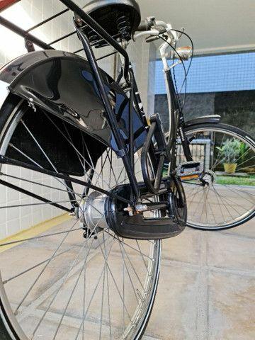Bicicleta clássica, retrô, feita a mão, importada.  - Foto 5