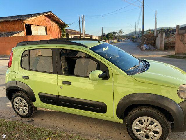 Vendo Uno Way 1.4 2012 valor: 22.300