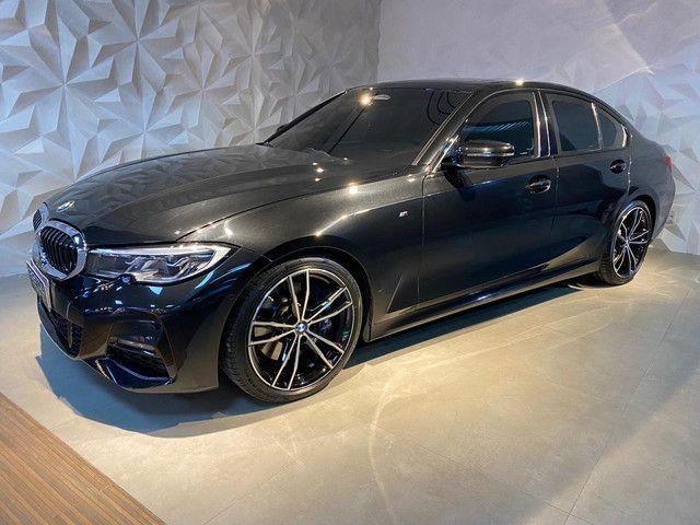 BMW 330 M SPORT BLINDADA, 2020, apenas 10.000 Km, igual á zero Km - Foto 9
