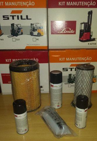 Kit manutenção - Linde Still - Foto 4