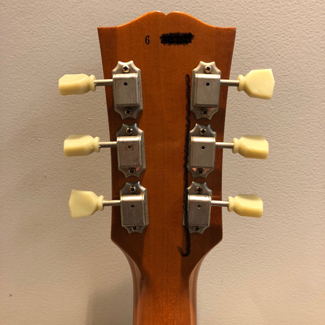 Gibson Les Paul Custom VOS 56 - Foto 6