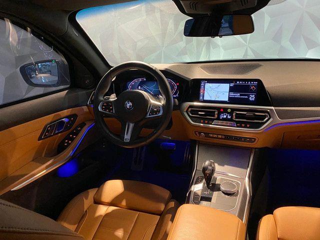 BMW 330 M SPORT BLINDADA, 2020, apenas 10.000 Km, igual á zero Km - Foto 17