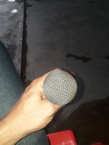 Microfone profissional  - Foto 4