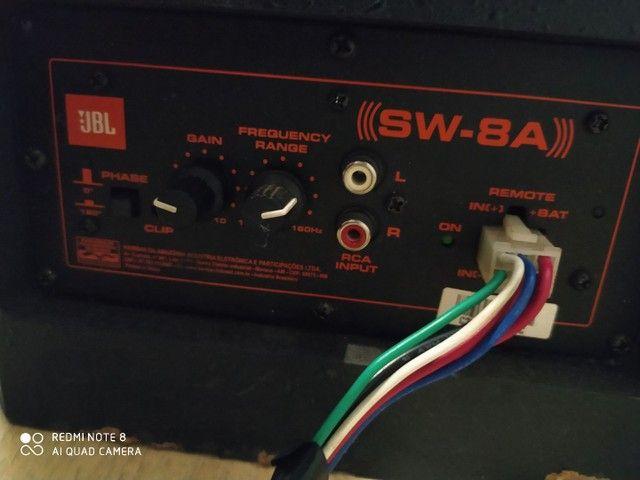 Caixa de som JBL Automotiva . - Foto 5