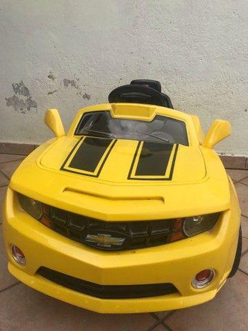 Camaro elétrico