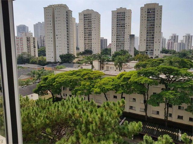 Apartamento para alugar com 4 dormitórios em Jardim marajoara, São paulo cod:REO143644 - Foto 20