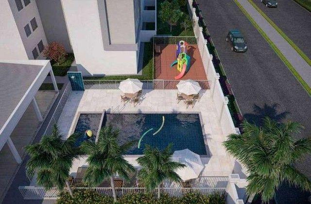 Residencial de Montalcino , 39 - 61m², 2 quartos - Monte Castelo, Campo Grande - MS - Foto 5