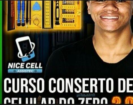 Curso para manutenção de celulares