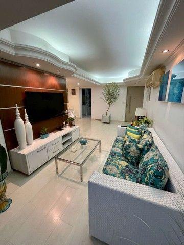 Apartamento para venda tem 127 metros quadrados com 3 quartos em Ponta Verde - Maceió - Al - Foto 3