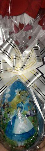 Ovo de Páscoa personalizado e de colher  - Foto 3