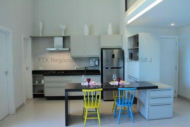 Lindo Flat mobiliado e decorado - Cobertura - Santa Fé - Foto 9
