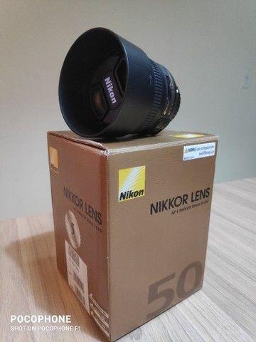 Lente Nikon 50 mm - Foto 3