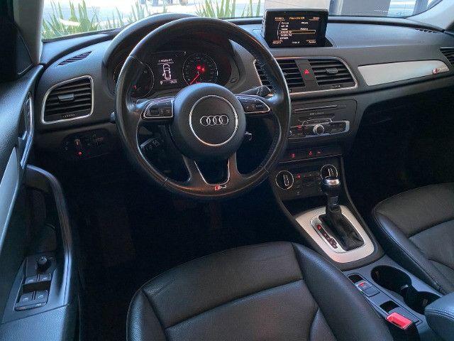 Audi Q3 Ambiente 1.4 Tfsi Aut. 2017 Top de Linha Unico Dono - Foto 15