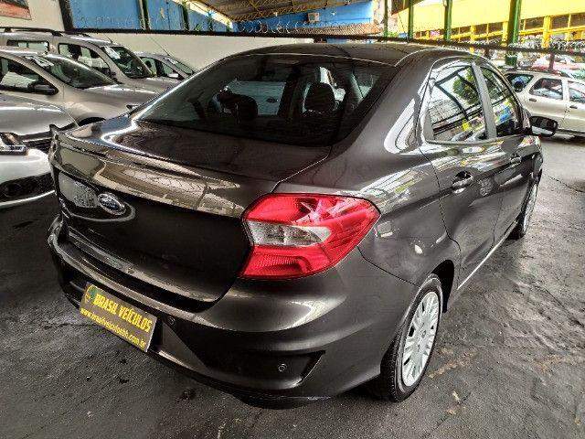 Ford KA Sedan 1.5  SE Flex ( Aceitamos troca e financiamos )  - Foto 6