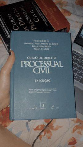 4 livros de direito processual civil - Foto 2