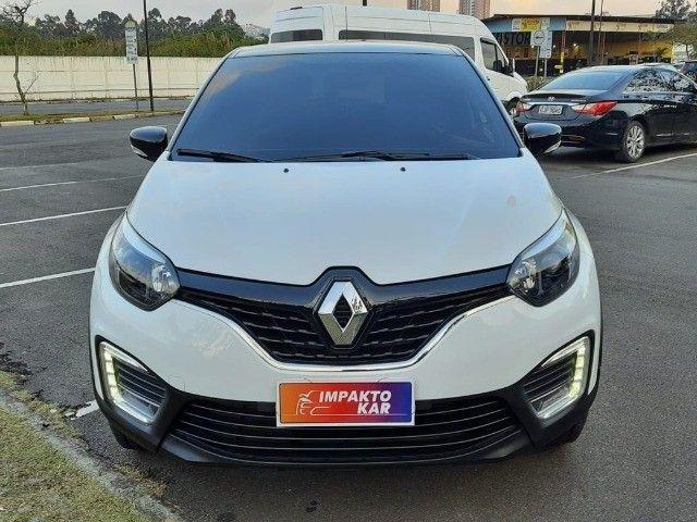 Renault Captur Life 1.6 16v CVT - Couro + Mídia - Apenas 10.000 km! - Foto 2