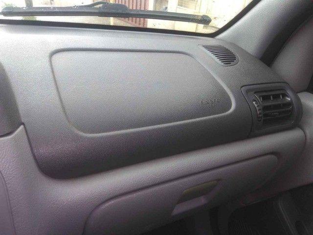 Renault Clio Sedan Flex Completo - Foto 3