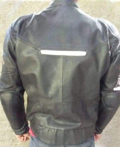 Jaqueta de Motoqueiro Impermeável - Foto 2