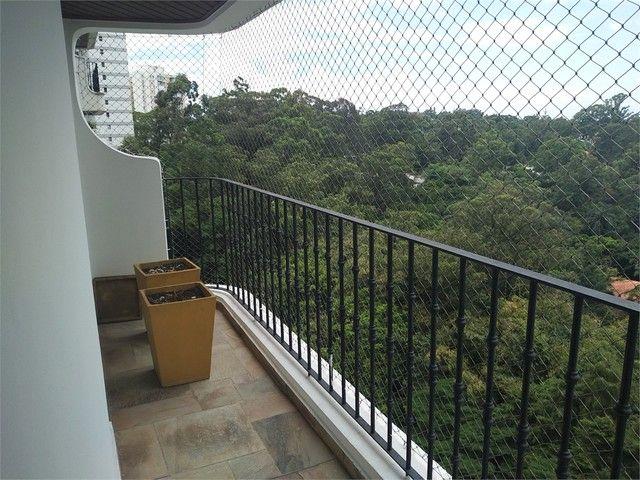 Apartamento para alugar com 4 dormitórios em Alto da boa vista, São paulo cod:REO11488