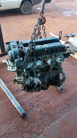 Câmbio E Motor Focus Retirado - Foto 6