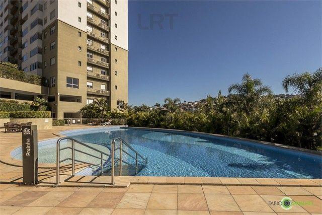 Apartamento à venda com 2 dormitórios em Jardim carvalho, Porto alegre cod:REO580961