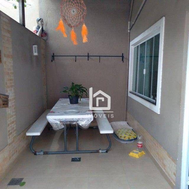 Maravilhosa casa duplex 04 quartos em Jardim Guadalajara - Foto 19