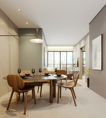 VM-EK Venha Conhecer o Edf. En Avance | Apartamento com 02 Quartos | 56m² - Foto 9