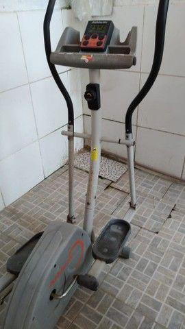 Elíptico - aparelho de exercício - Foto 2