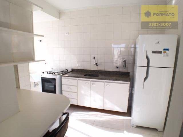 Apartamento Mobiliado com 1 dormitório para Venda e Locação - Centro - Foto 7
