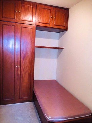 Apartamento para alugar com 4 dormitórios em Santo amaro, São paulo cod:REO98676 - Foto 17