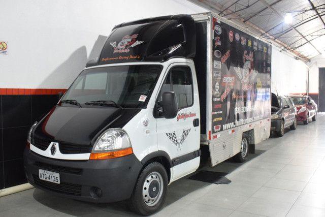 renault master 2.5 caminhão LOJA com apenas 12.000 km ano 2010