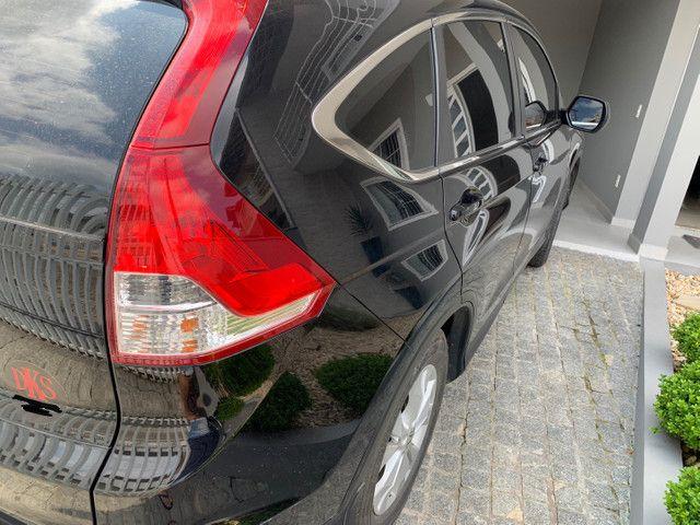 Honda CR-V 2013 LX interior bege  - Foto 3
