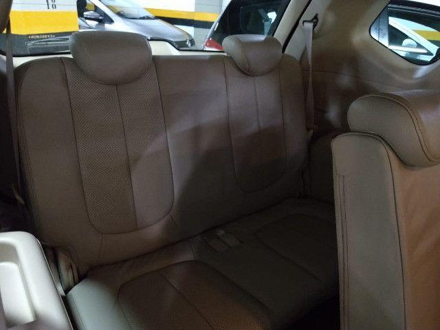 Carens 2011/2012 2.0 EX 16V Gasolina 4P 7 Lugares Automático - Foto 12