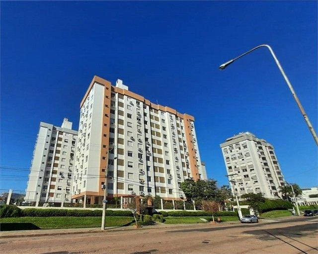 Apartamento à venda com 1 dormitórios em Partenon, Porto alegre cod:REO586038