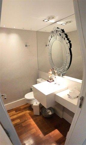 Apartamento para alugar com 4 dormitórios em Alto da boa vista, São paulo cod:REO583328 - Foto 3