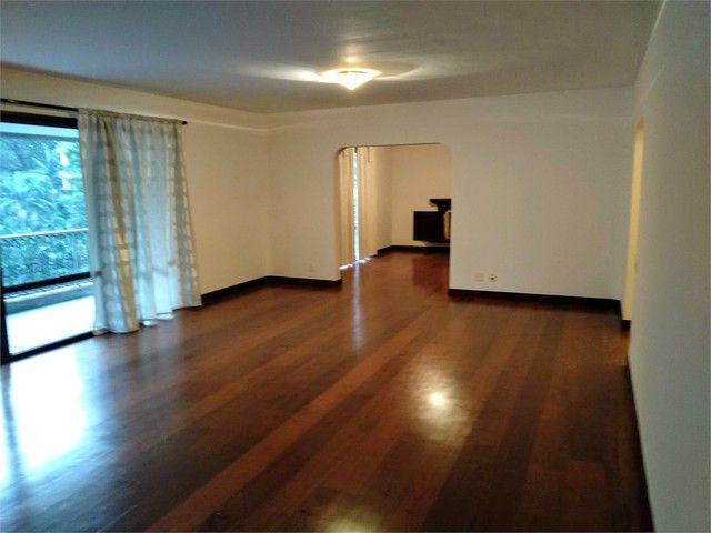 Apartamento para alugar com 4 dormitórios em Alto da boa vista, São paulo cod:REO22610