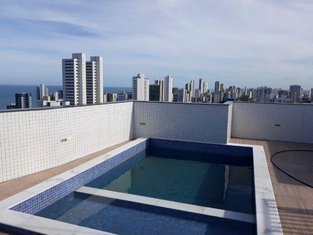 (DO) Edf Salamanca- Apartamento com 98m² , 3 quartos, Boa Viagem -  Excelente localização - Foto 16