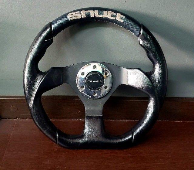 Volante Esportivo carro Shutt SR