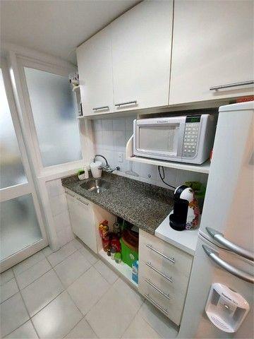 Apartamento à venda com 1 dormitórios em Jardim botânico, Porto alegre cod:REO566756 - Foto 15